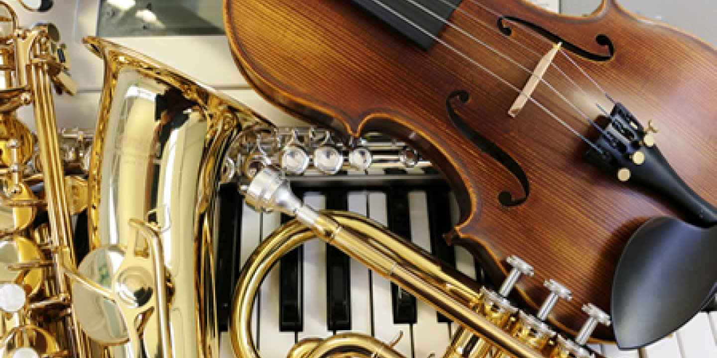 Find out how to hire an instrument