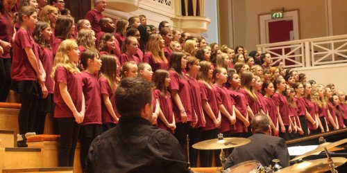EXTENDED DEADLINE - Massed Choir Performance Opportunities at De Montfort Hall