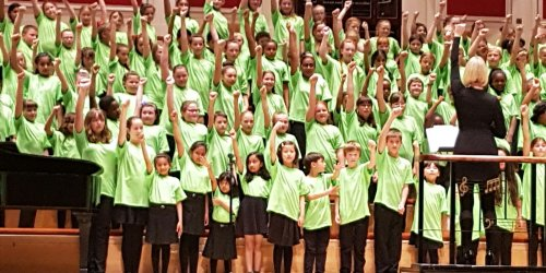 Junior Voices -  Open Rehearsal - Thursday 26th October
