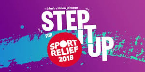FREE 'Step It Up For Sport Relief' song!