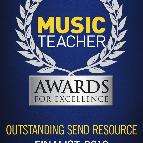 LSMS nominated for Outstanding SEND Resource Award at 2019 Music Teacher Awards for Excellence