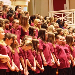 The Leicester-Shire Schools Singing Competition