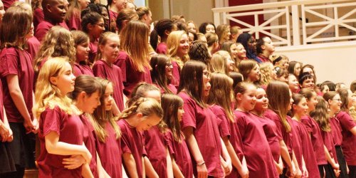 The Leicester-Shire Schools Singing Competition - Deadline now extended to Fri 24th May