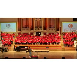 Leicester-Shire Vocal-Ease - SUMMER FESTIVAL - Massed Choir Performance Opportunities for KS2 pupils
