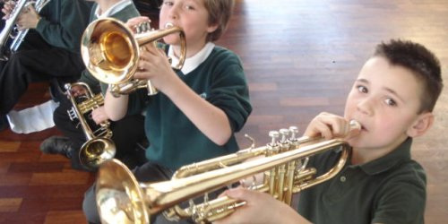 Exciting Opportunity for Melton's Young Brass Players!!