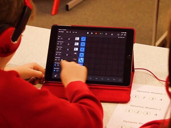 Free Music Technology planning / resources for schools