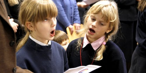 Singing Afternoon in Hinckley for students aged 7 - 11